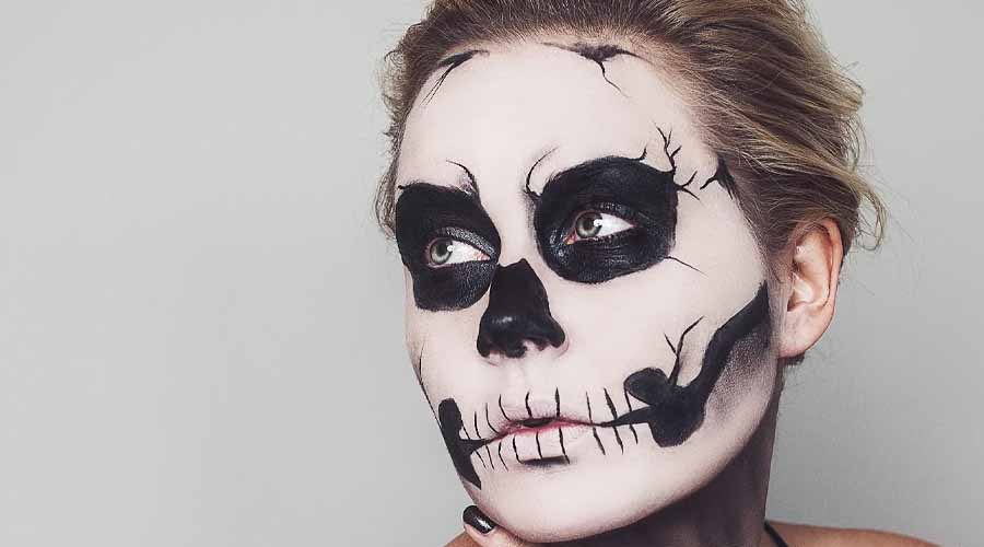 How to find the best face paint setting powder and to use it properly for your face painting?
